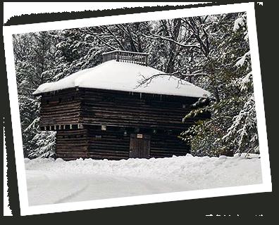 The Barakel blockhouse